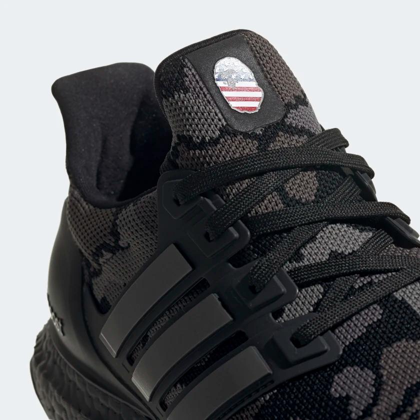 BAPE x adidas Ultra Boost Black Camo G54784 Release Date