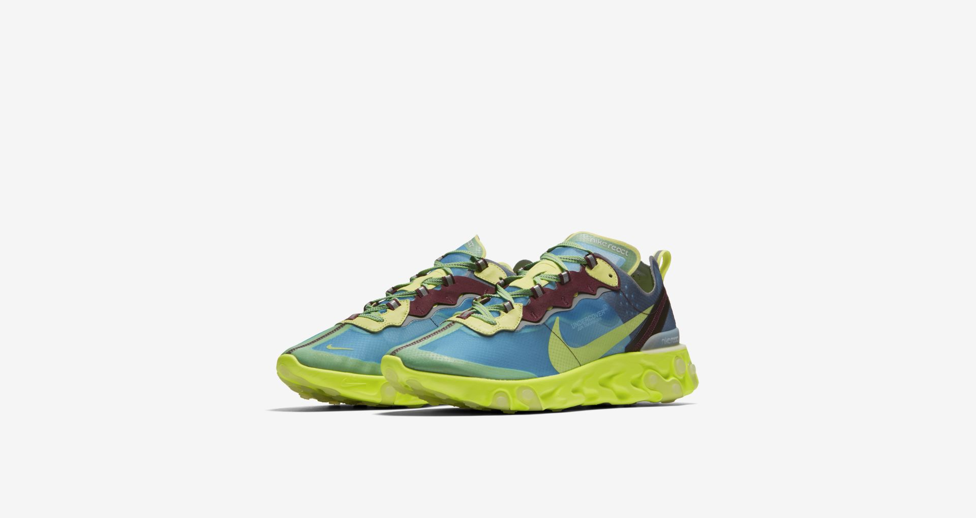 BQ2718 400 Undercover x Nike React Element 87 Lakeside 1