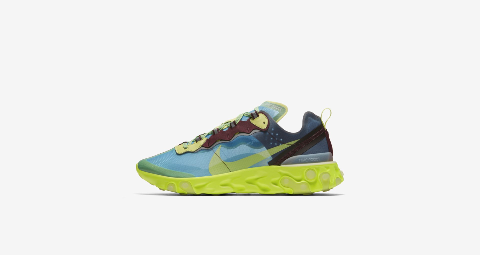 BQ2718 400 Undercover x Nike React Element 87 Lakeside 2