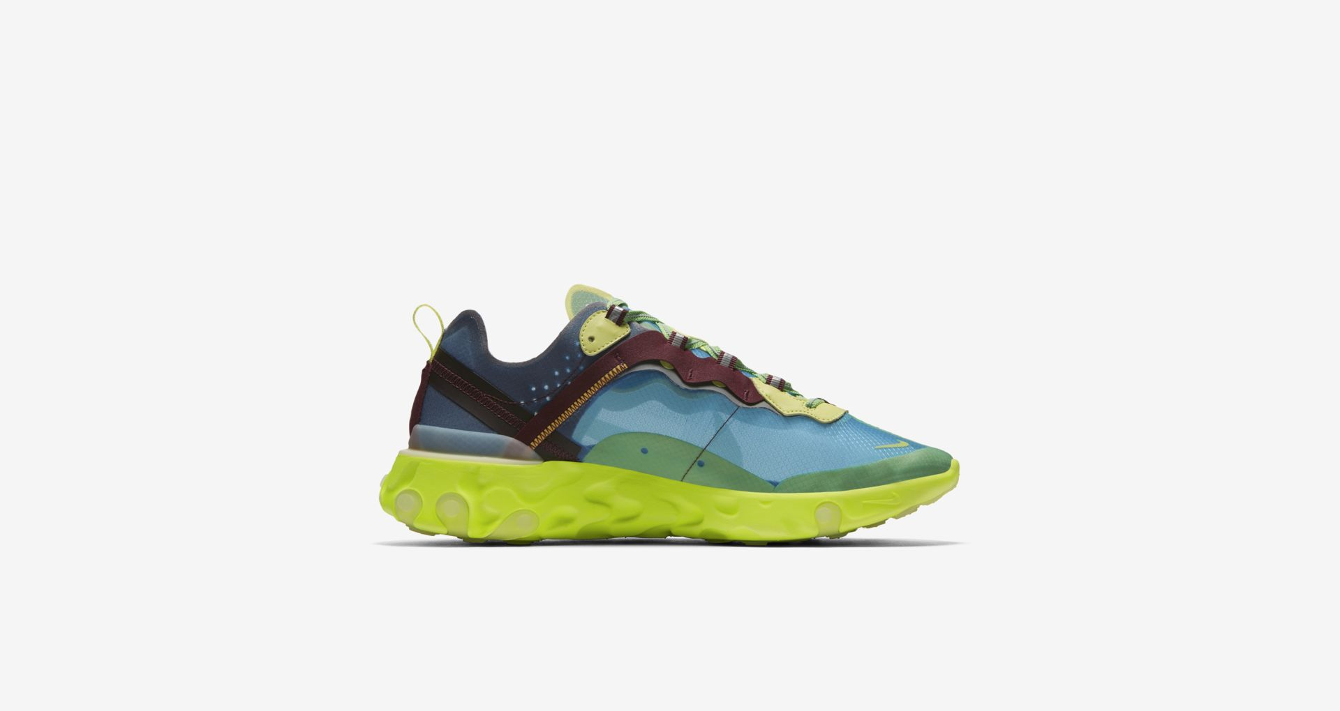 BQ2718 400 Undercover x Nike React Element 87 Lakeside 4