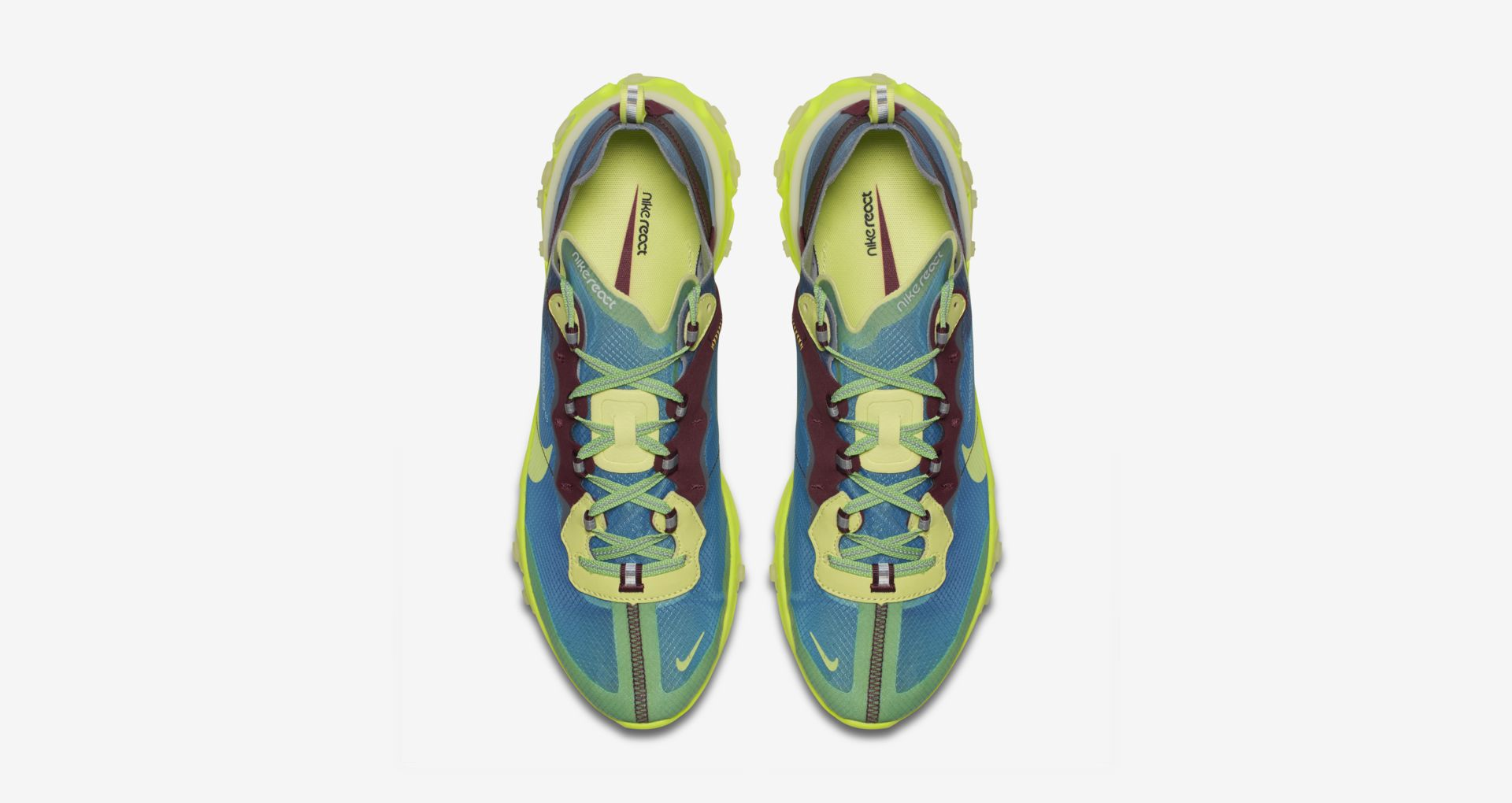 BQ2718 400 Undercover x Nike React Element 87 Lakeside 5