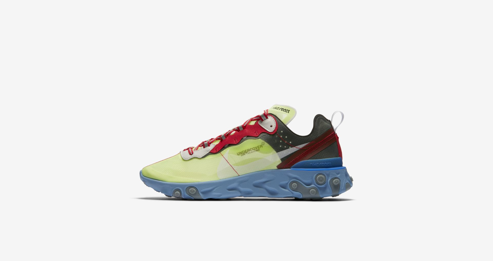 BQ2718 700 Undercover x Nike React Element 87 Volt 2