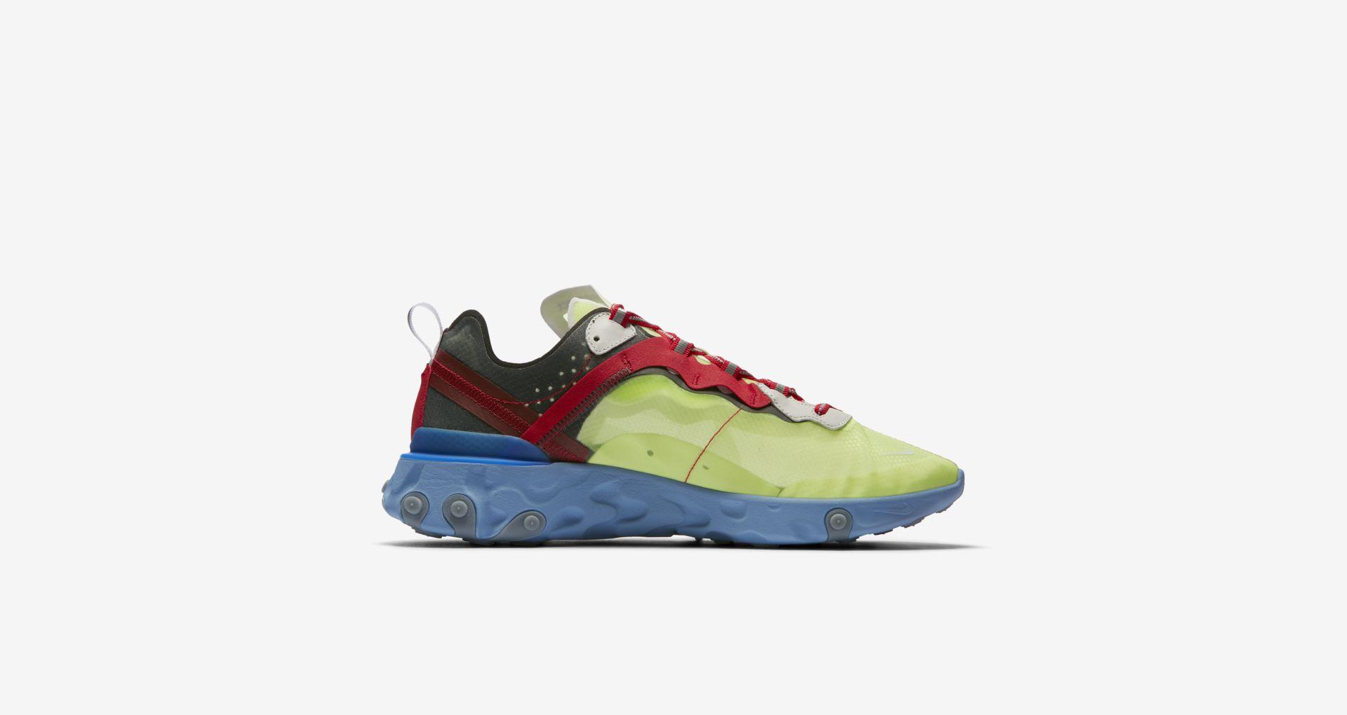 BQ2718 700 Undercover x Nike React Element 87 Volt 4