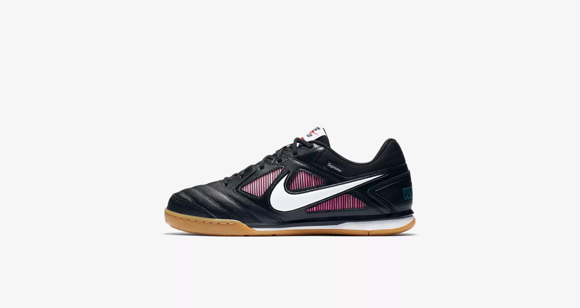 Supreme x Nike SB Gato Black 1