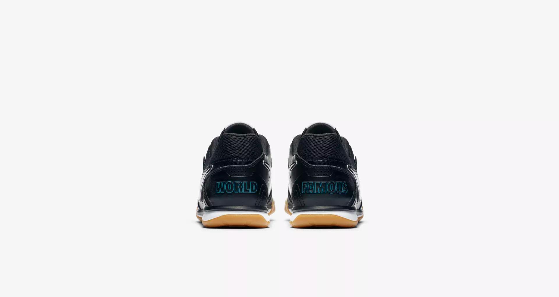 Supreme x Nike SB Gato Black 6