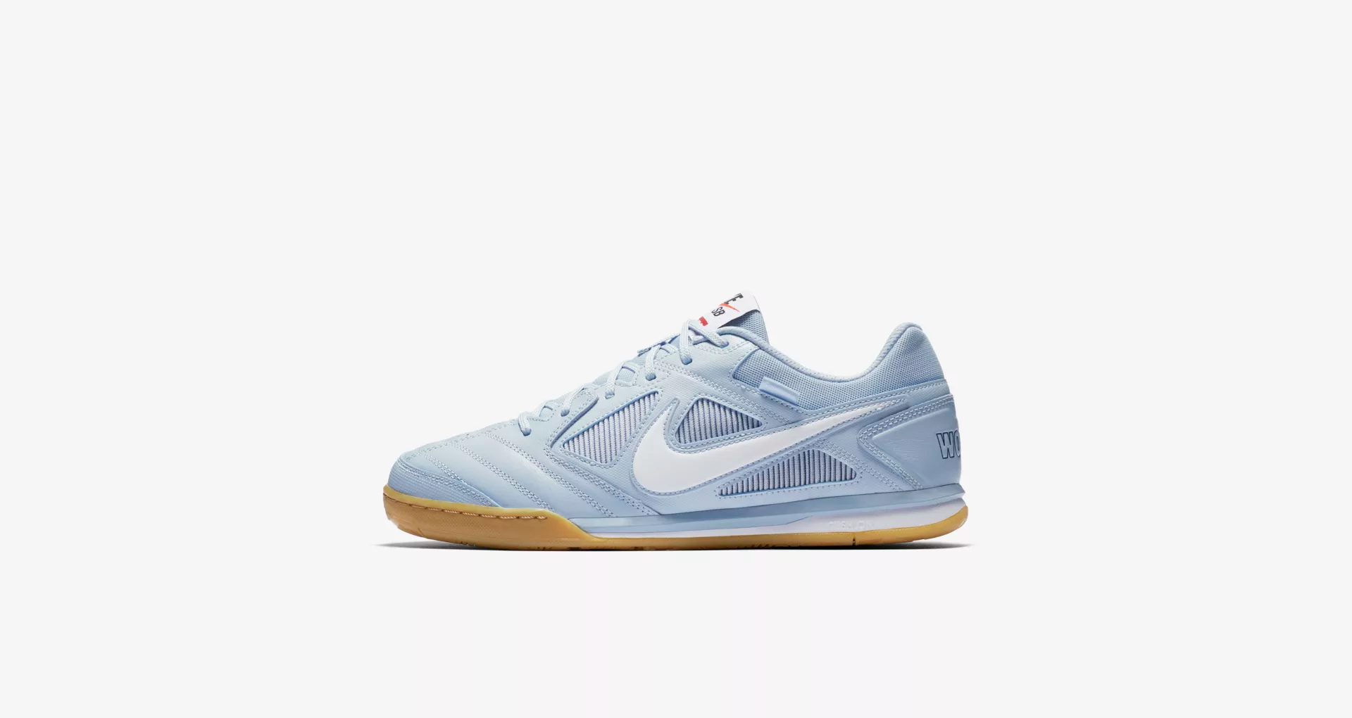 Supreme x Nike SB Gato Light Blue 1