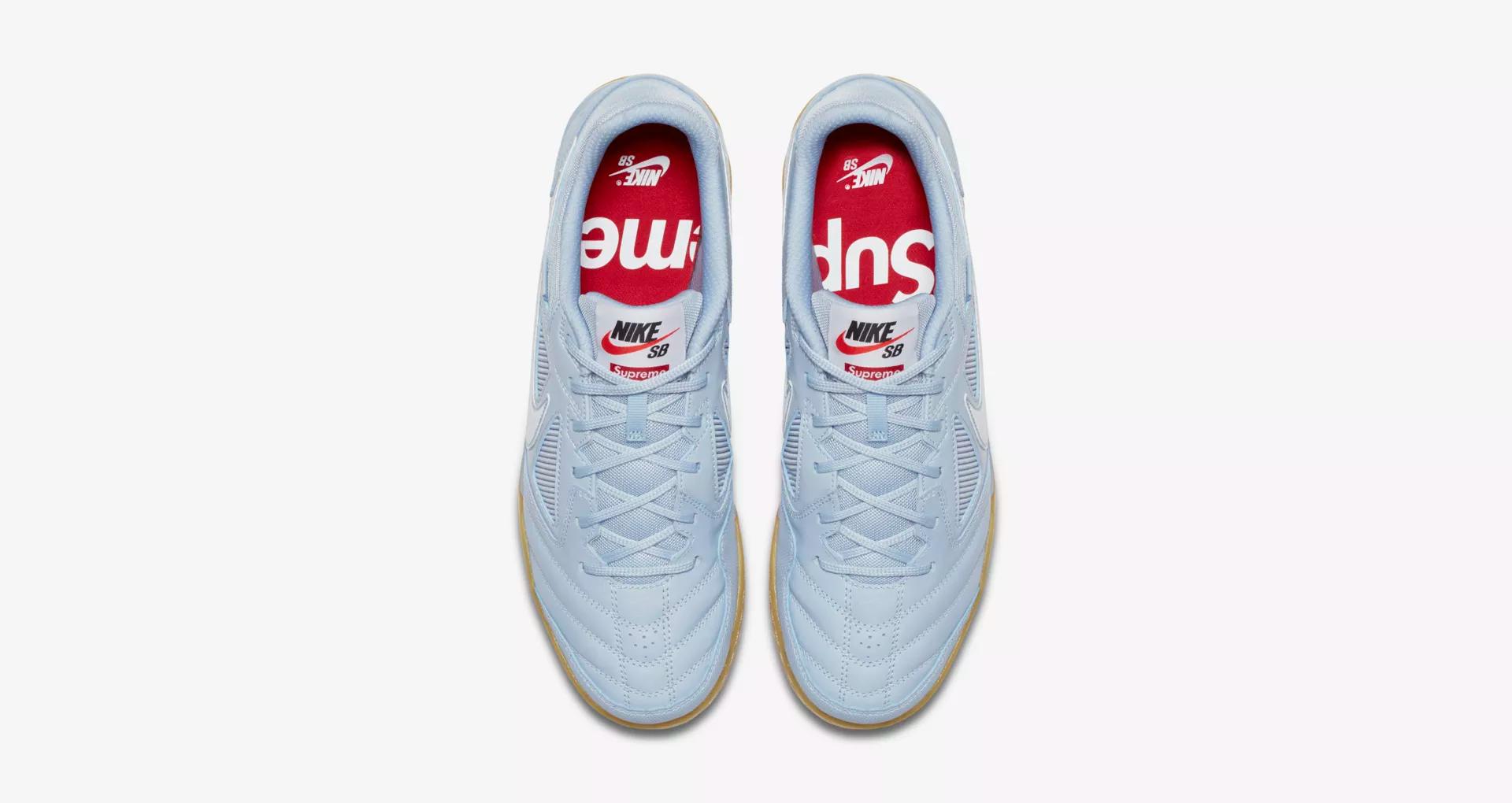 Supreme x Nike SB Gato Light Blue 4