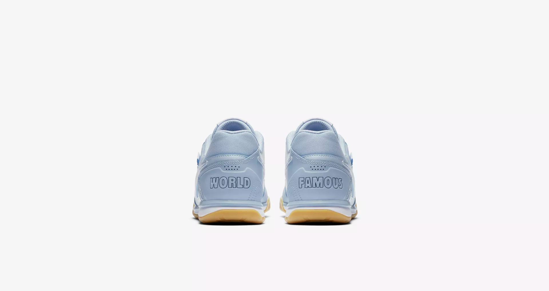 Supreme x Nike SB Gato Light Blue 5