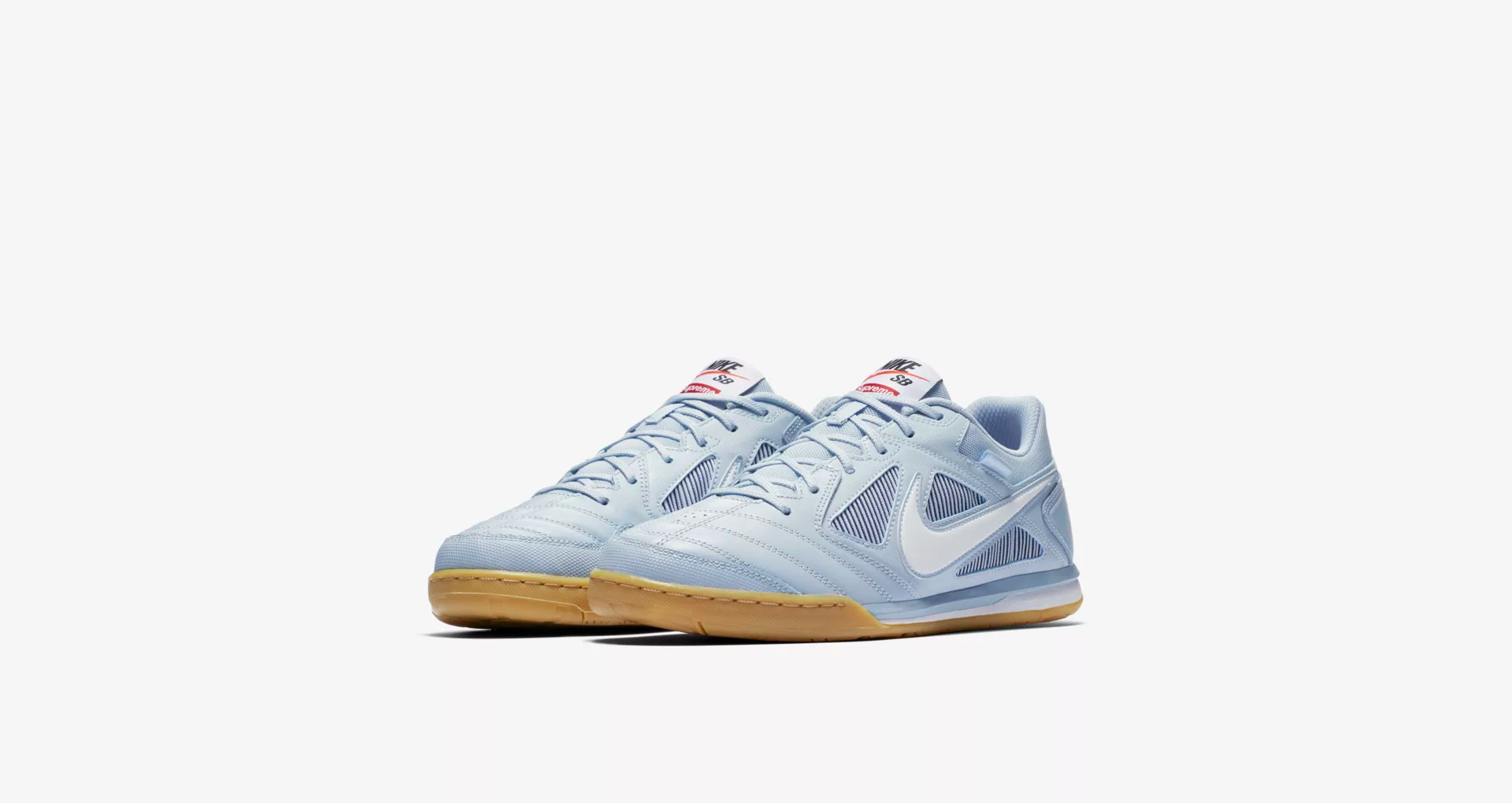 Supreme x Nike SB Gato Light Blue 6