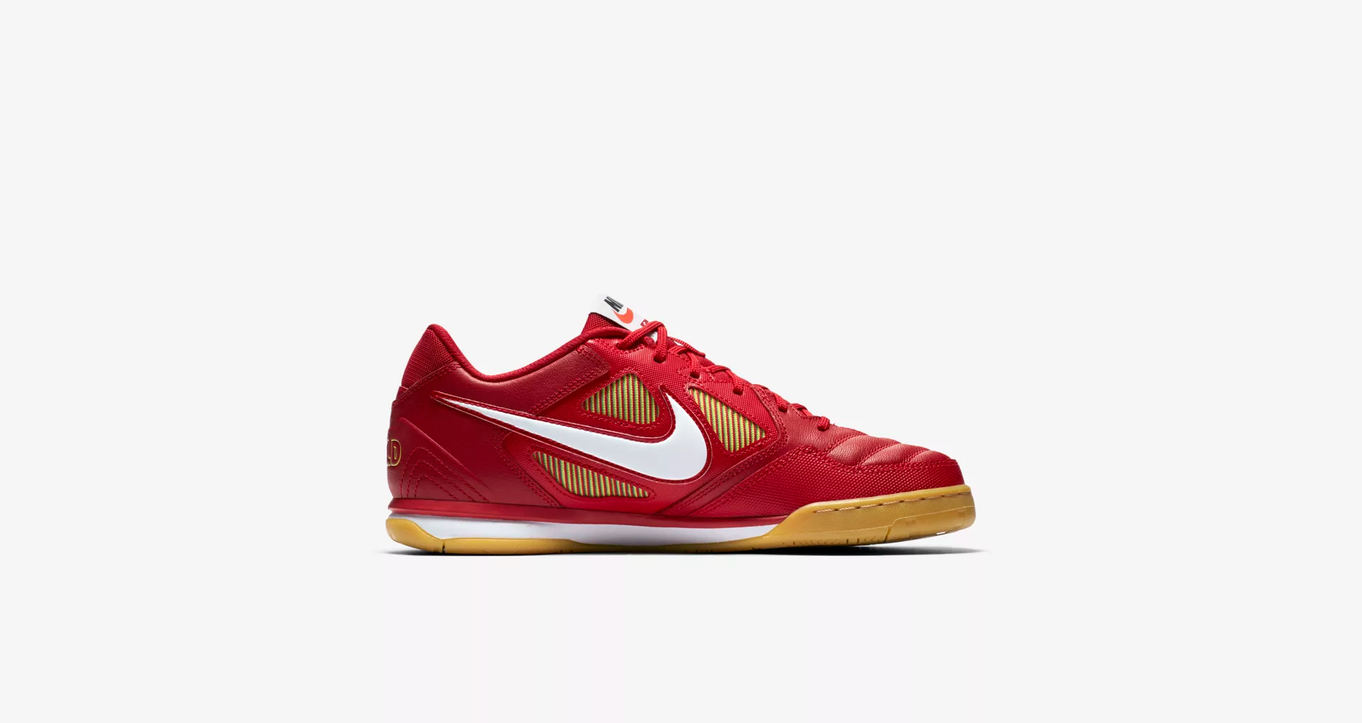 Supreme x Nike SB Gato Red 3