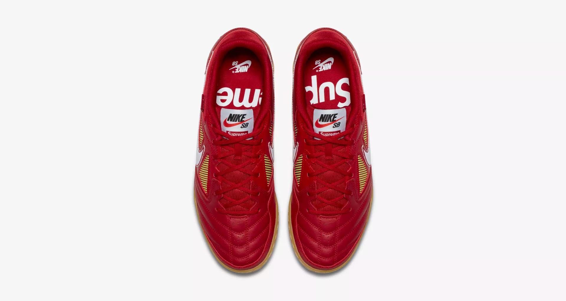 Supreme x Nike SB Gato Red 4