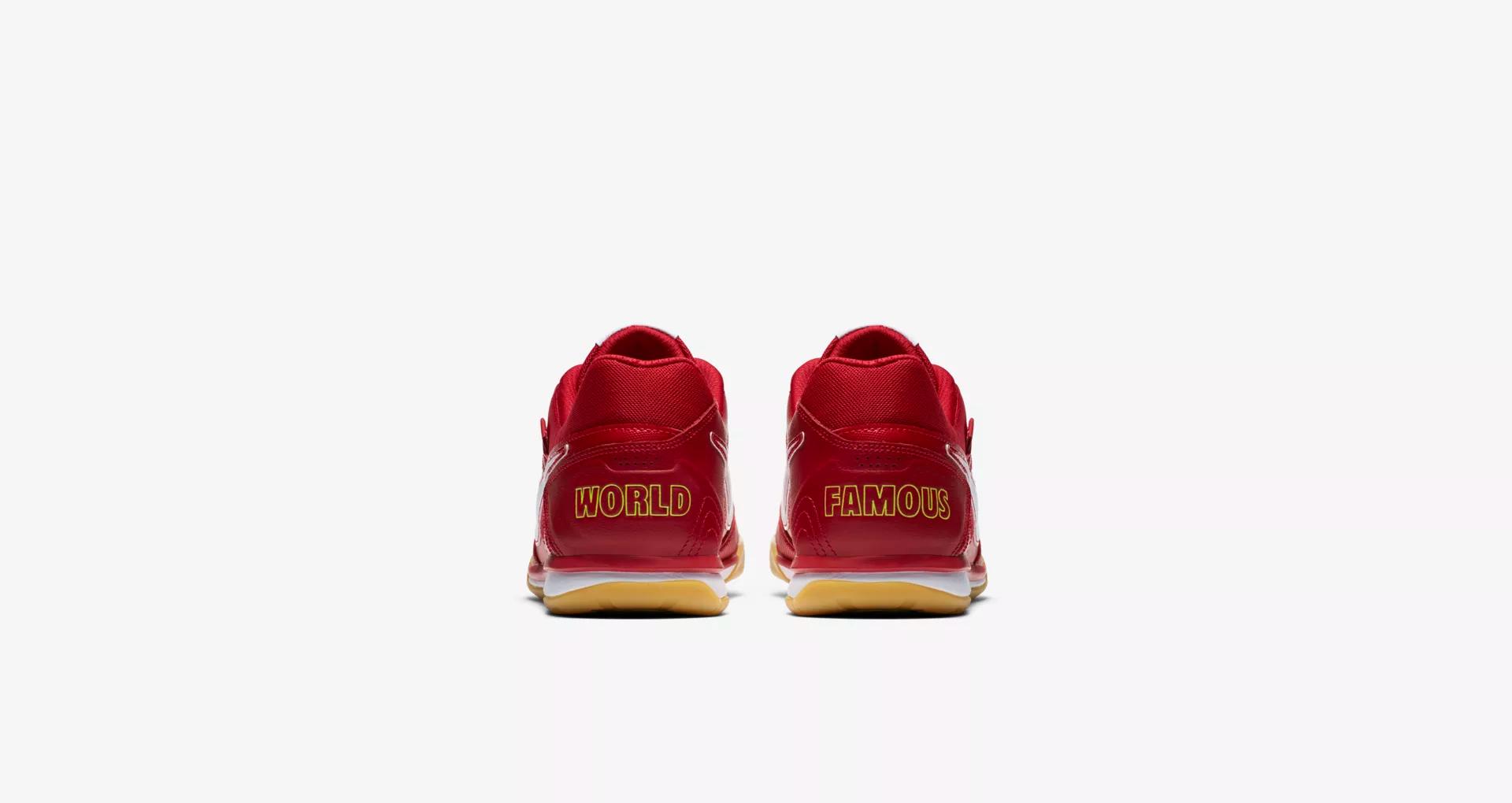 Supreme x Nike SB Gato Red 5