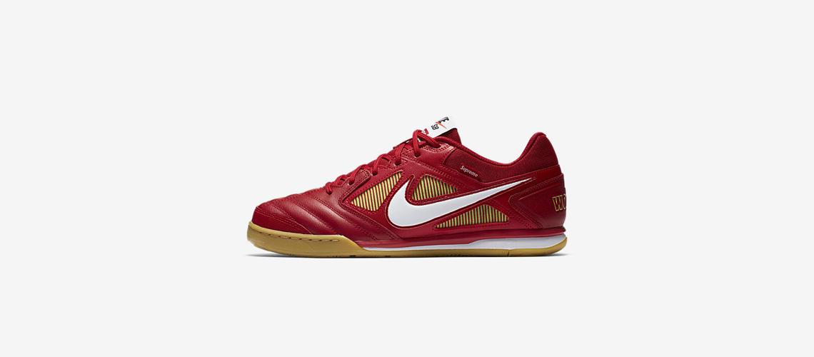 Supreme x Nike SB Gato Red