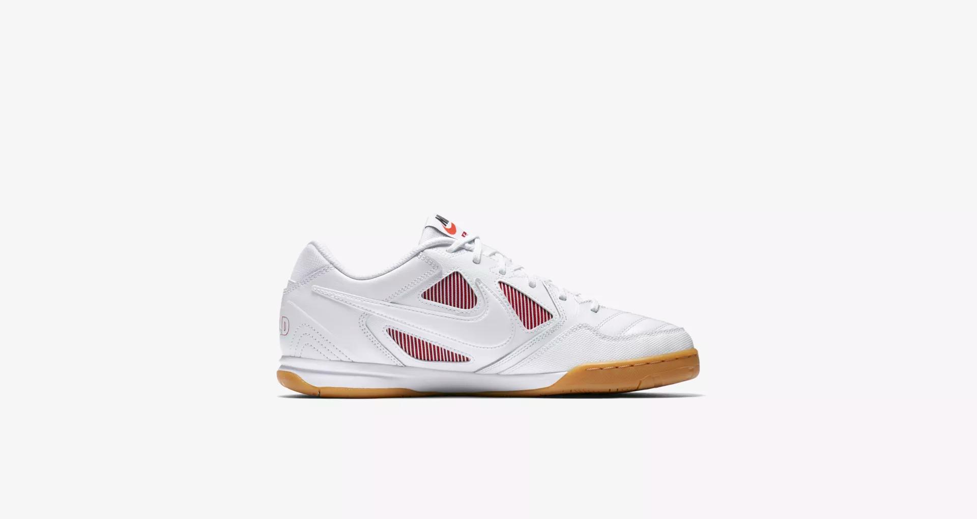Supreme x Nike SB Gato White 3