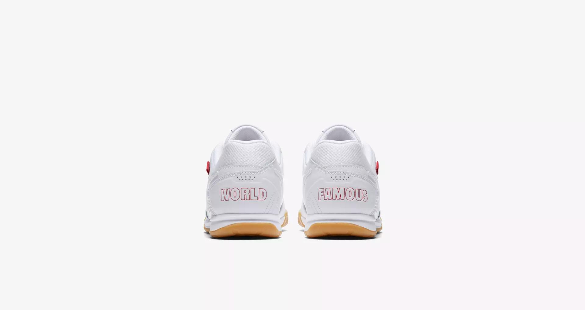Supreme x Nike SB Gato White 5