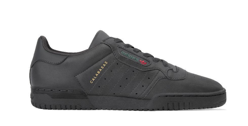 adidas yeezy powerphase core black