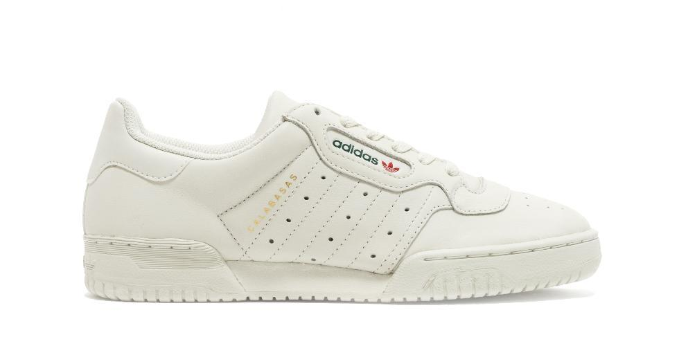 adidas yeezy powerphase white