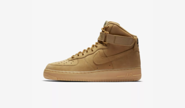 Nike Air Force 1 High – Flax