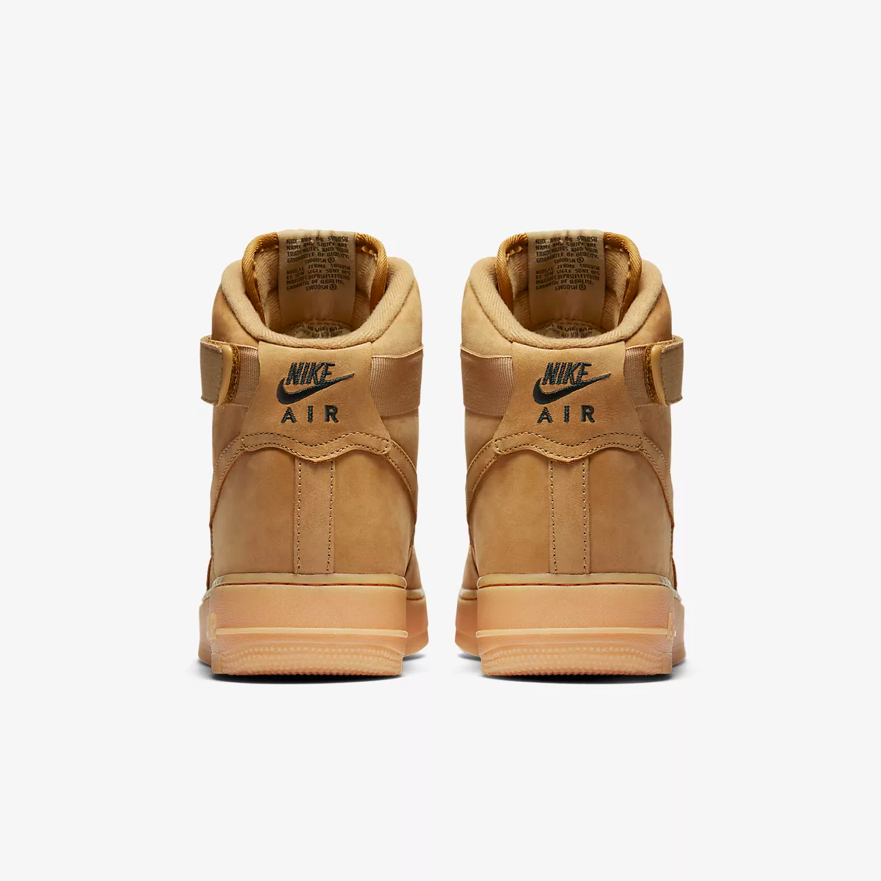882096 200 Nike Air Force 1 High Flax 6