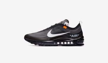 Off-White x Nike Air Max 97 – Black