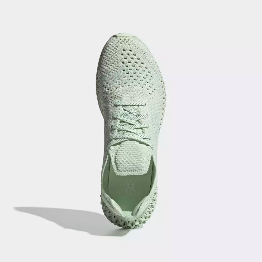 BD7400 Daniel Arsham x adidas Future Runner 4D 2