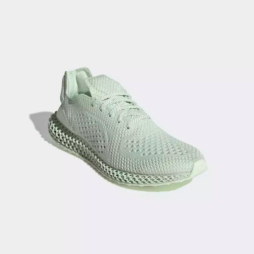 BD7400 Daniel Arsham x adidas Future Runner 4D 4