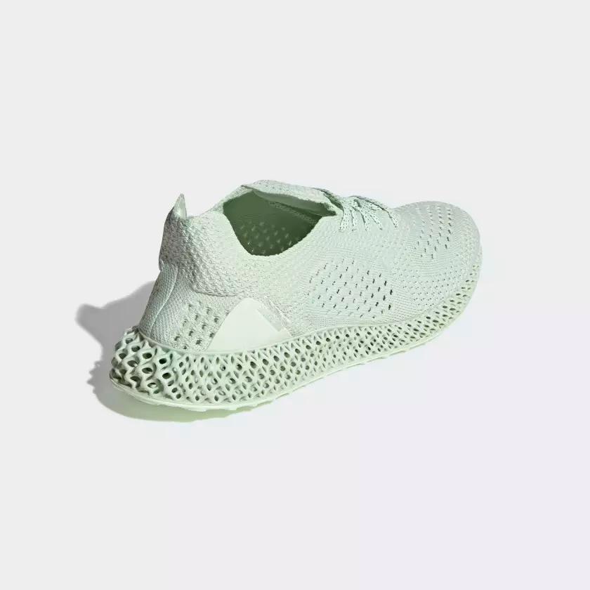 BD7400 Daniel Arsham x adidas Future Runner 4D 5