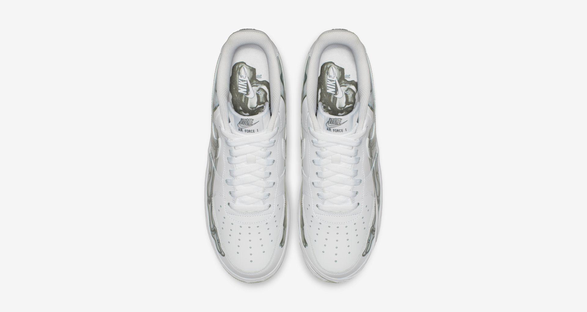 BQ7541 100 Nike Air Force 1 Skeletal Force 5