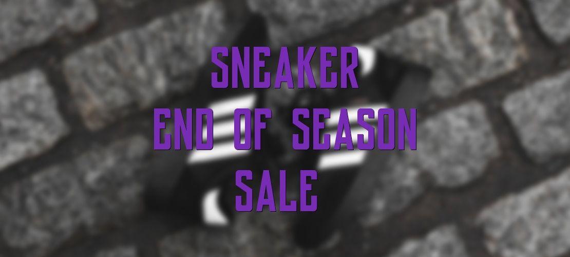 Sneaker End Of Season Sale 2018 1110x500