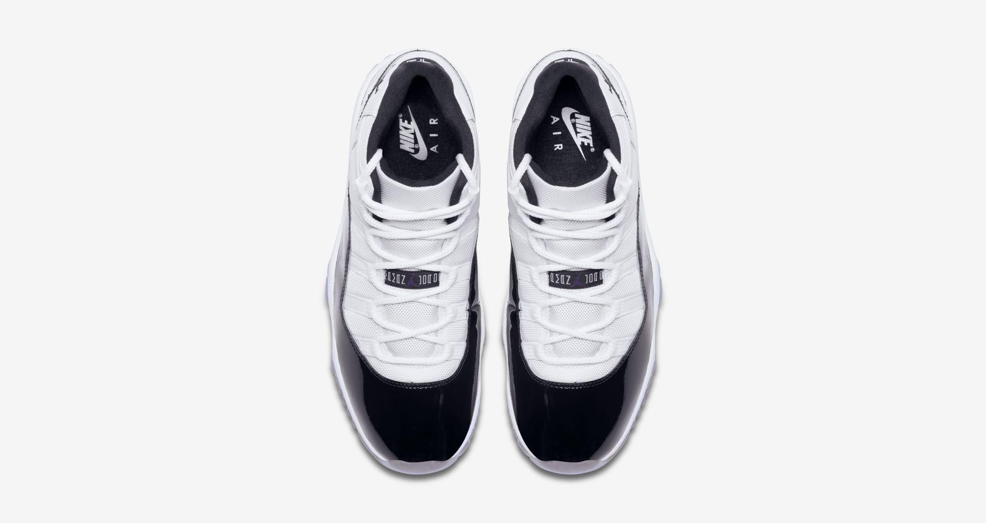 378037 100 Air Jordan 11 Retro Concord 4