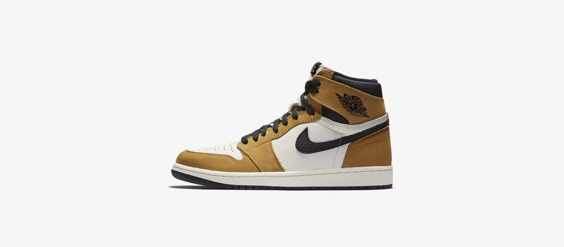 555088 700 Air Jordan 1 High OG Rookie of the Year