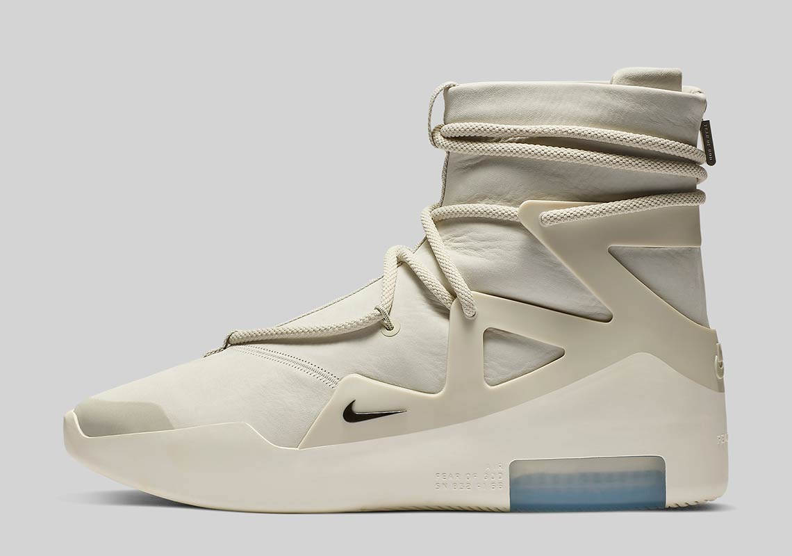 AR4237 002 Nike Air Fear Of God 1 Light Bone 2
