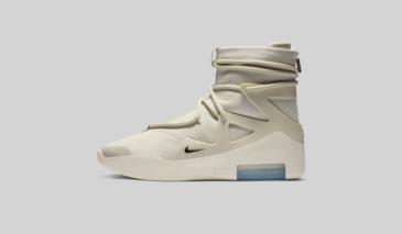 Nike Air Fear Of God 1 – Light Bone
