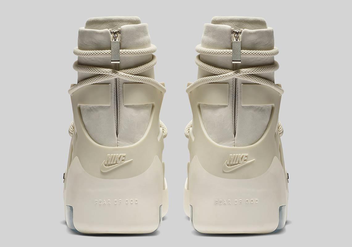 AR4237 002 Nike Air Fear Of God 1 Light Bone 5