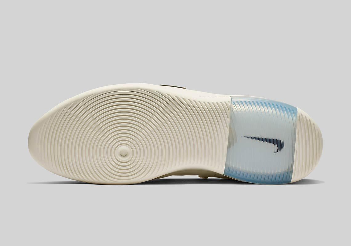 AR4237 002 Nike Air Fear Of God 1 Light Bone 6