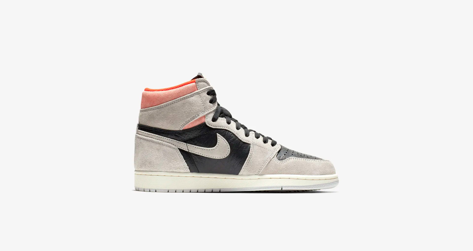 555088 018 Air Jordan 1 High OG Neutral Grey 2