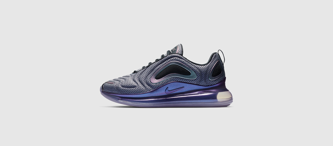 Nike Air Max 720 Northern Lights Day Night
