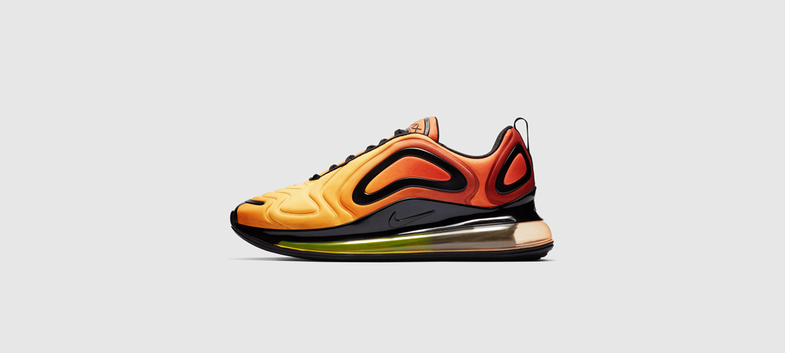 Nike Air Max 720 Sunrise 1110x500