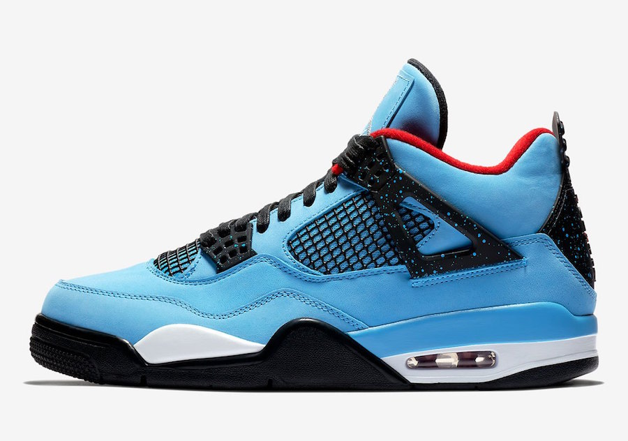 308497 406 Travis Scott x Air Jordan 4 Houston Oilers 2