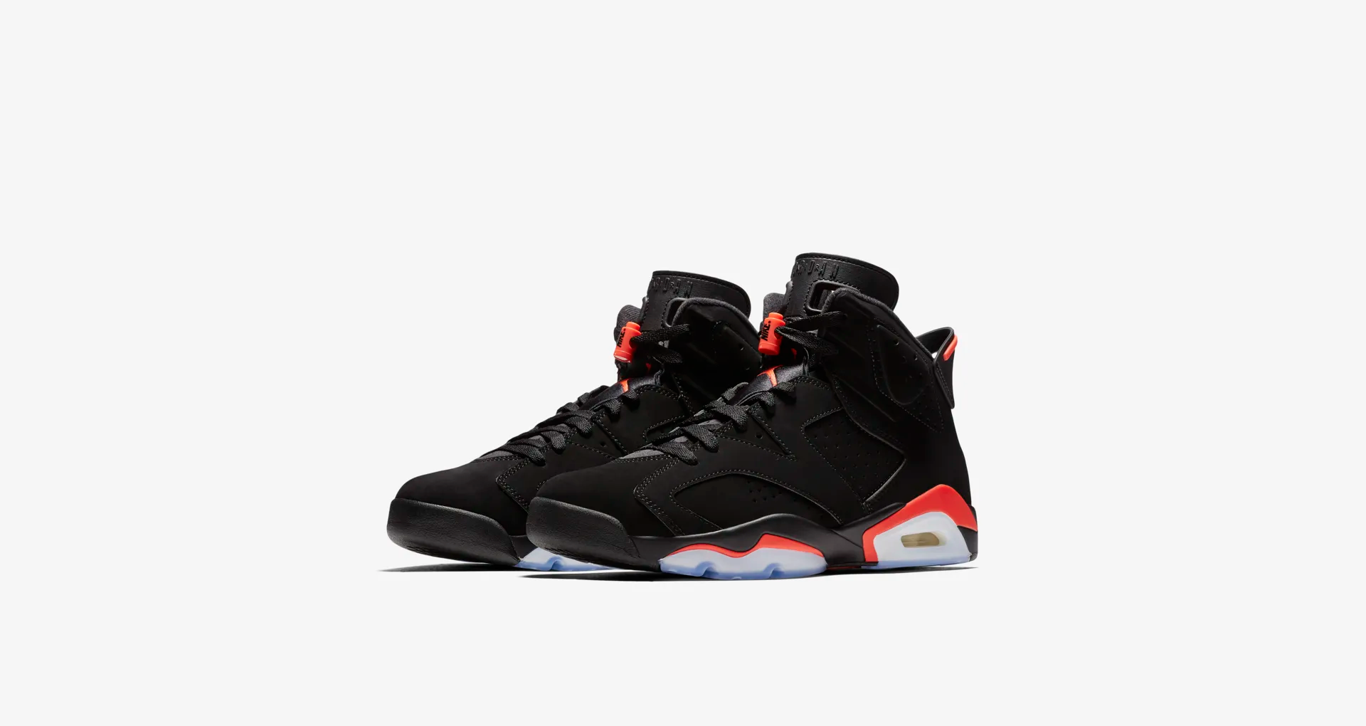 384664 060 Air Jordan 6 Retro Black Infrared OG 1