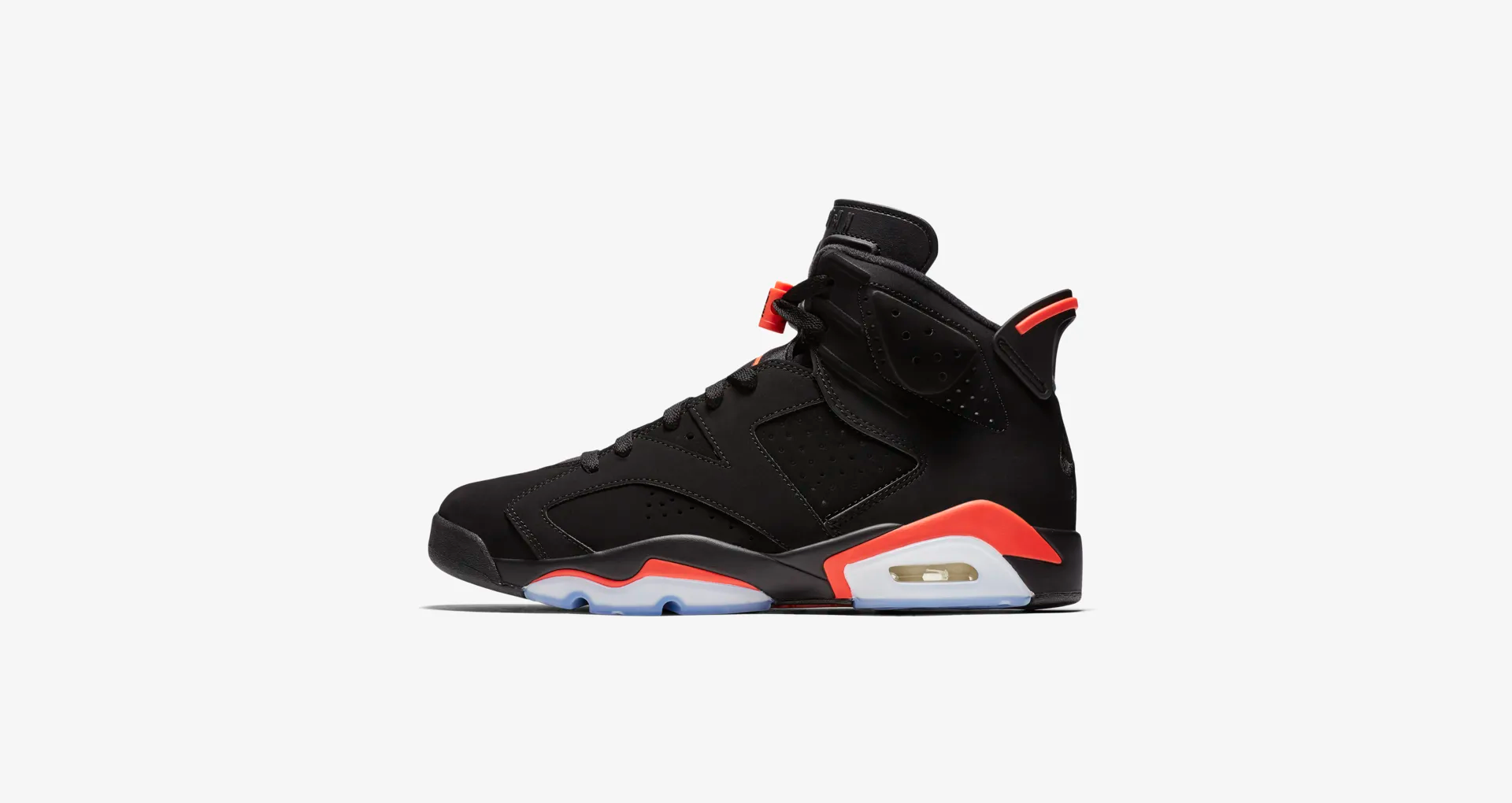 384664 060 Air Jordan 6 Retro Black Infrared OG 2