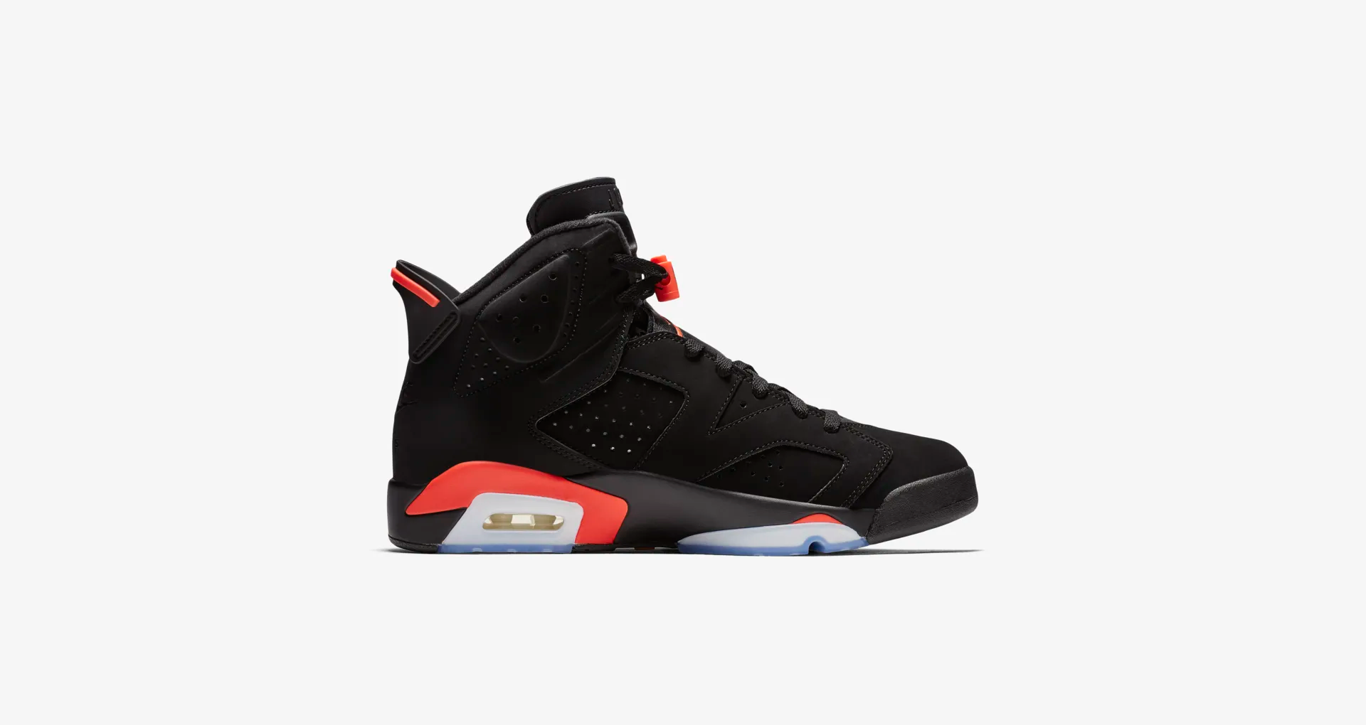 384664 060 Air Jordan 6 Retro Black Infrared OG 4