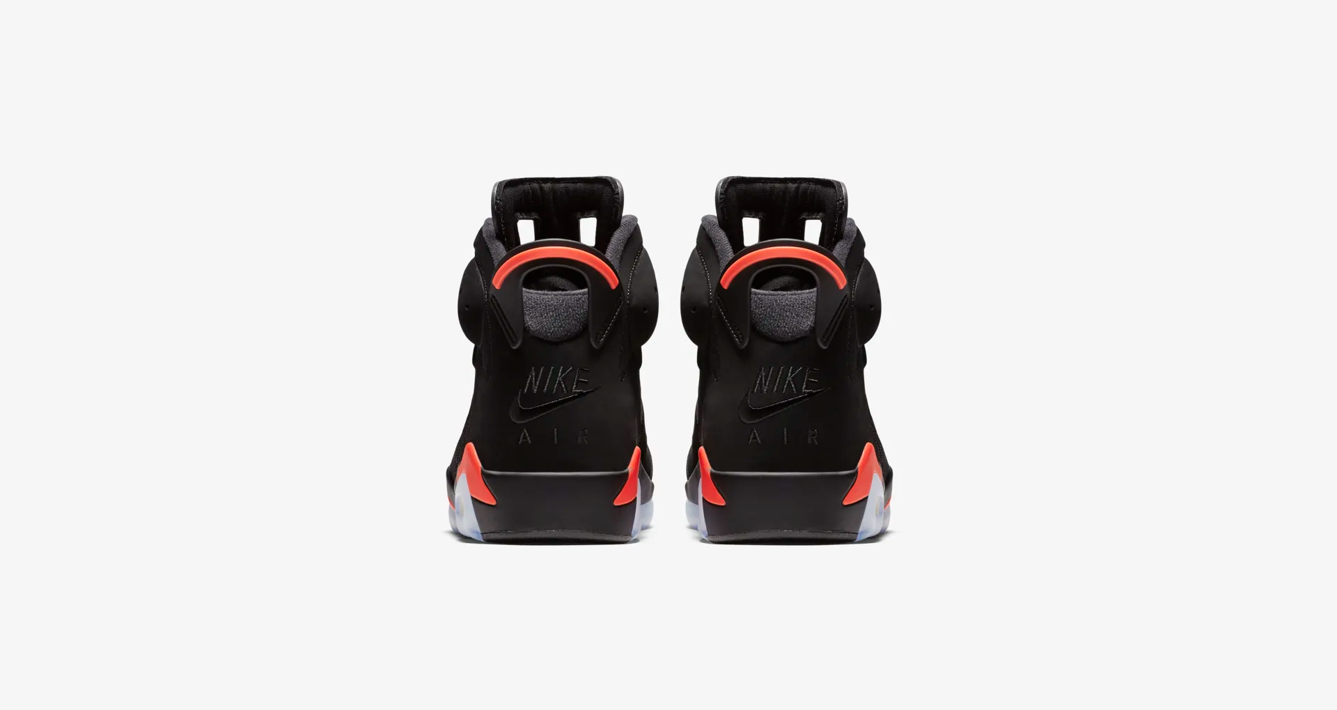 384664 060 Air Jordan 6 Retro Black Infrared OG 6