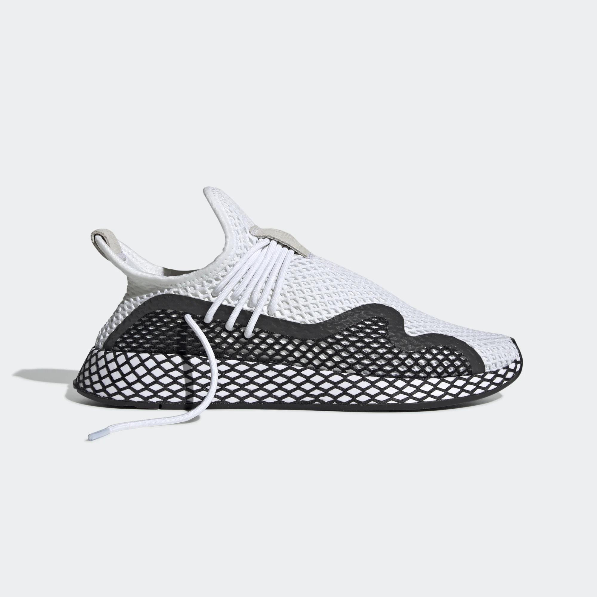 BD7874 adidas Deerupt S White 1