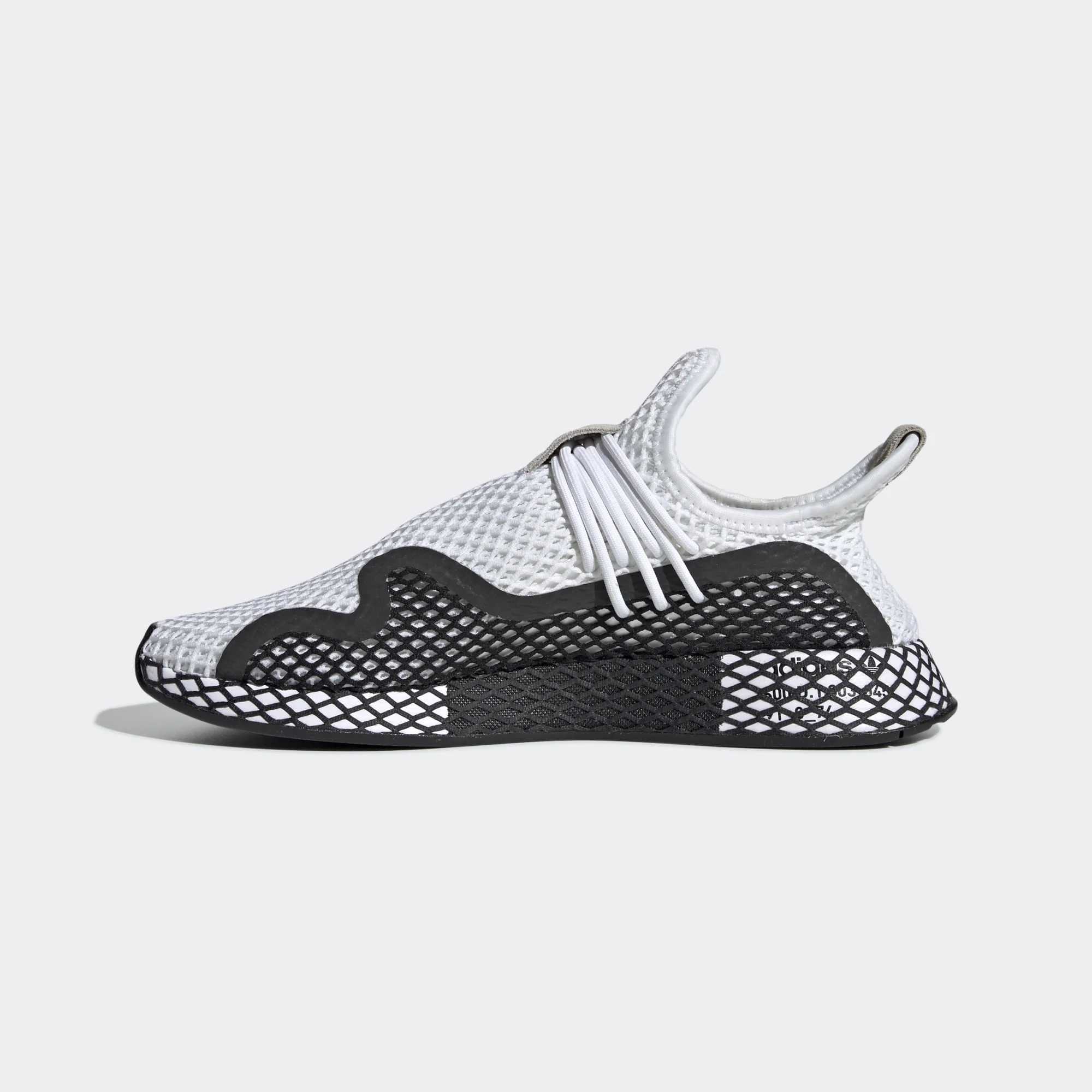 BD7874 adidas Deerupt S White 2
