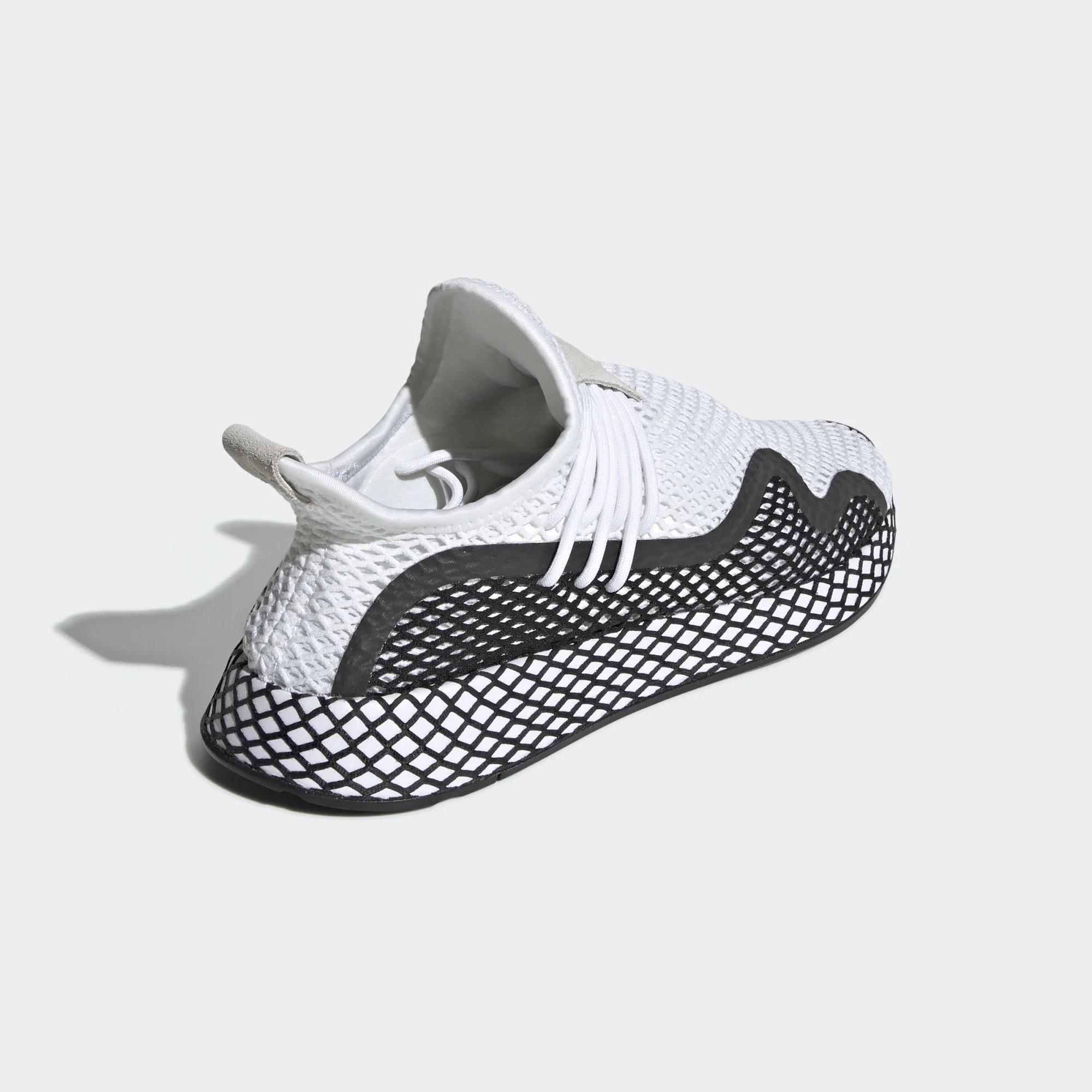 BD7874 adidas Deerupt S White 3