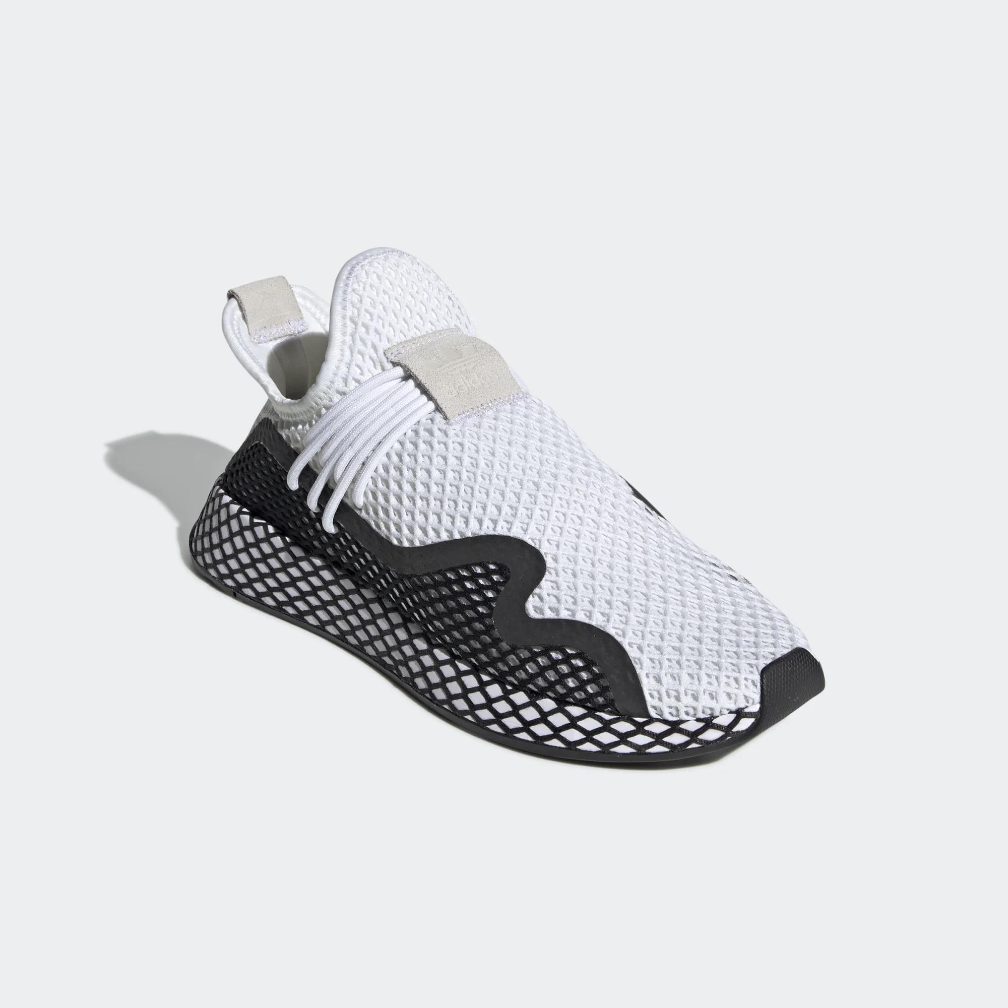 BD7874 adidas Deerupt S White 4