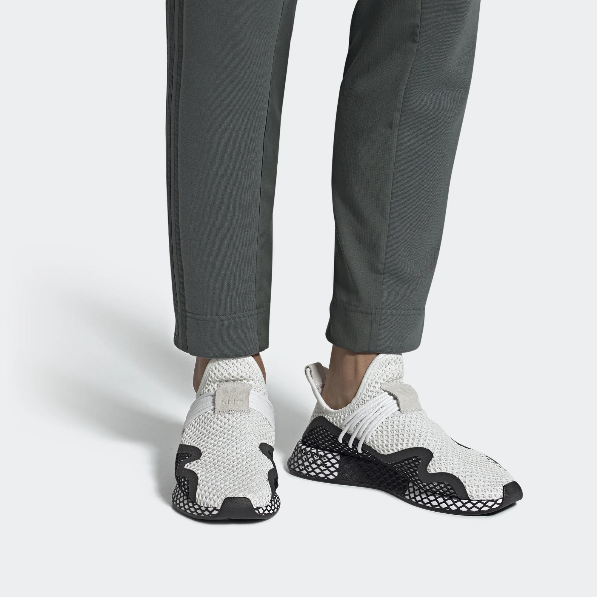 BD7874 adidas Deerupt S White 6
