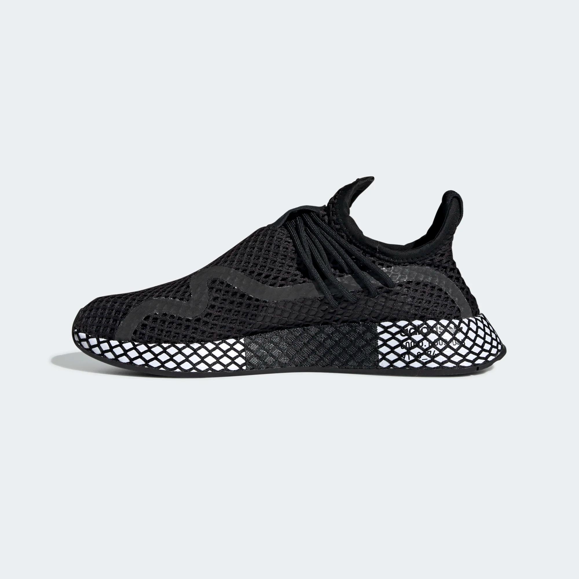 BD7879 adidas Deerupt S Black 2
