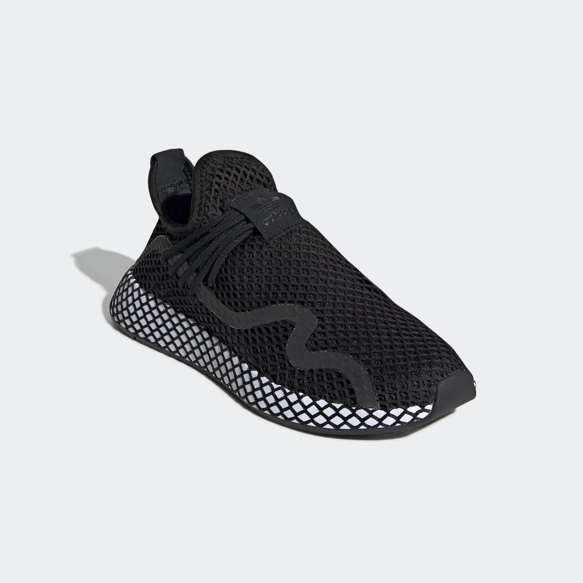 BD7879 adidas Deerupt S Black 3
